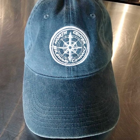 North Center Brewing Co. Baseball Cap (front)